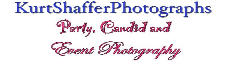 The Photography of Kurt Shaffer Photographs Party, Candid and Event